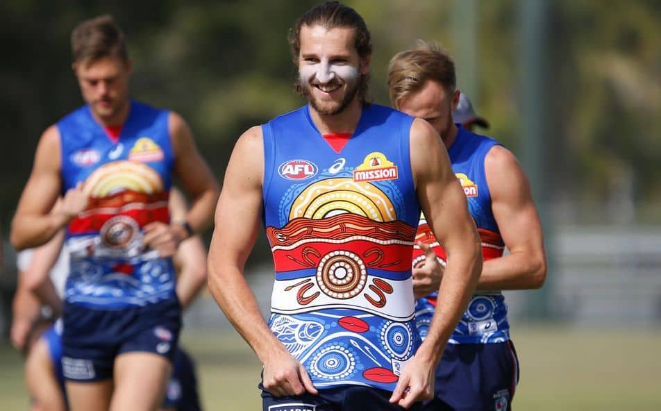 Bulldogs Indigenous Guernsey A Nod To Goodes